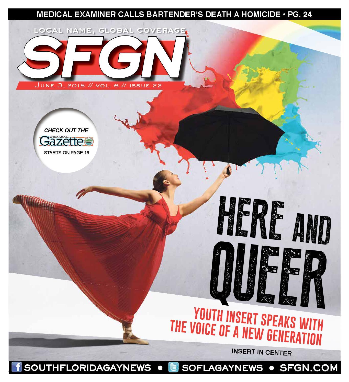 6/3/15 V6i22 by South Florida Gay News - issuu