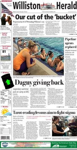 06/03/15 - Williston Herald by Wick Communications - issuu