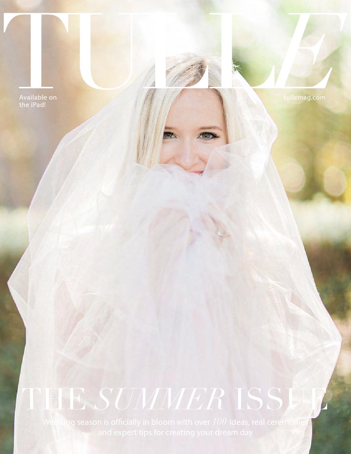 Tulle Magazine SS15 by Tulle Magazine - issuu