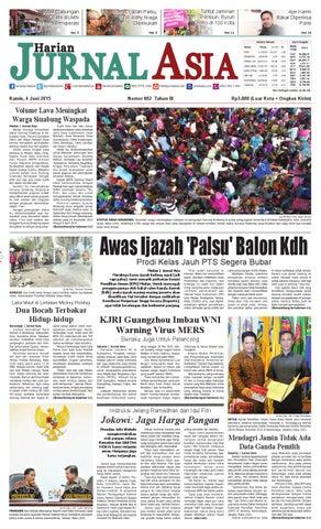 Harian Jurnal Asia Edisi Kamis 4f3c7b8f2b