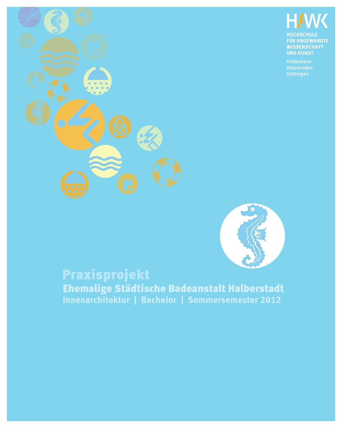 Praxisprojekt: Städtische Badeanstalt Halberstadt by Nicole ...