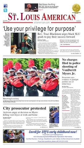 The St Louis American May 21 2015 By St Louis American Issuu