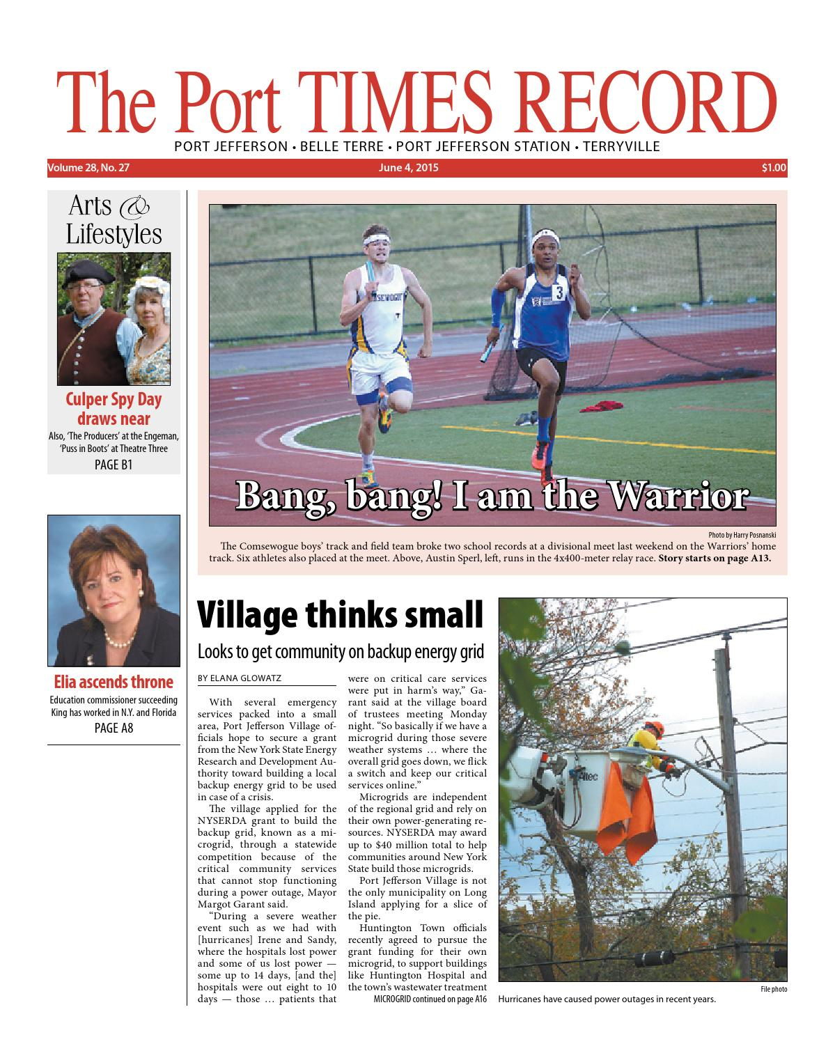 The port times record june 4 2015 by tbr news media issuu fandeluxe Image collections