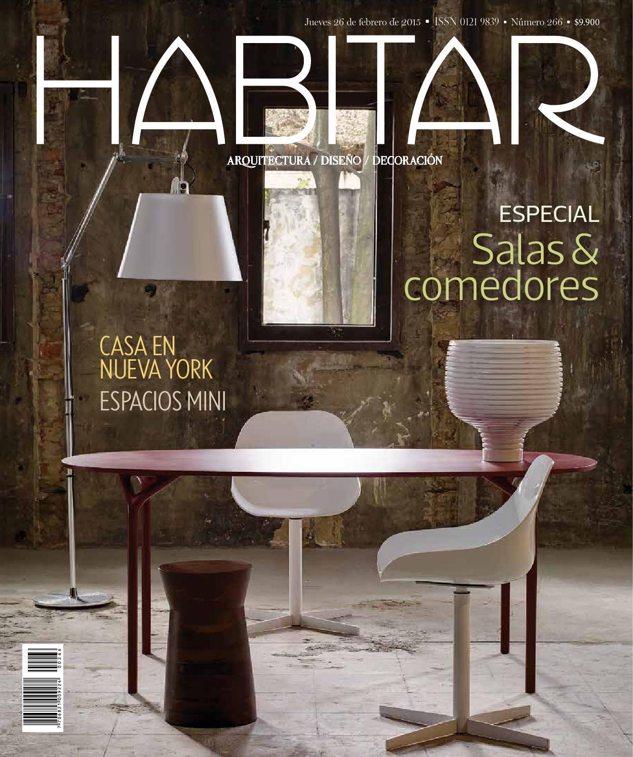 Habitar 266 by Revista Metrocuadrado - issuu