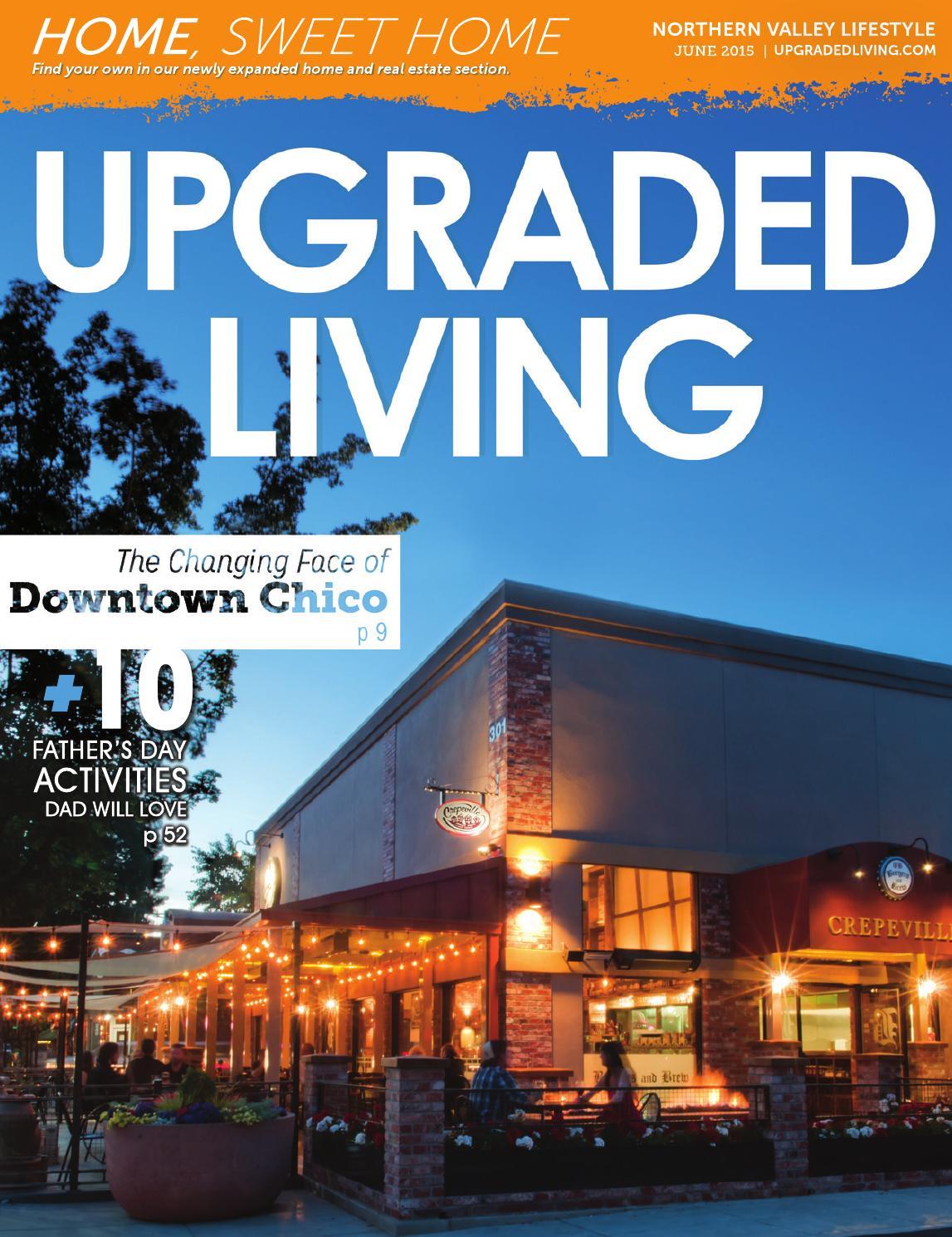 upgraded living issuu