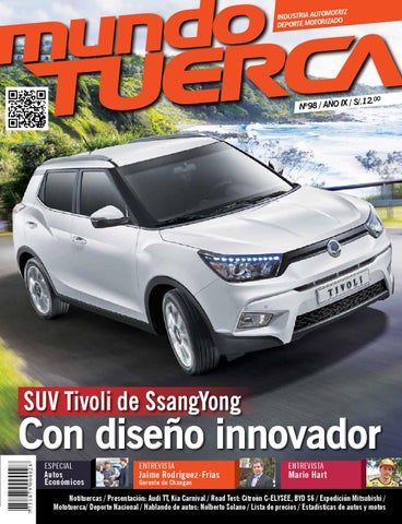 Mtuerca 98 revista by Mundotuerca Prensa - issuu c4daae5e88