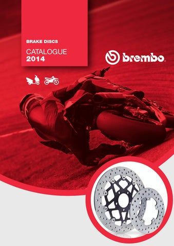 Brembo Upgrade Rear Brake Disc For Kawasaki 2014 ER-6F 68B40747