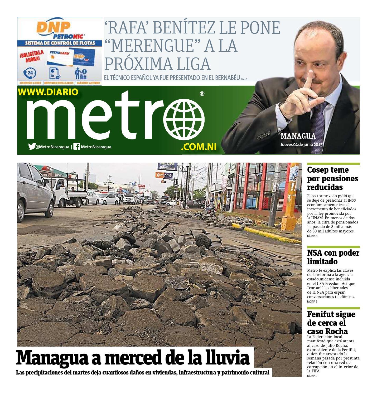 20150604nimetronicaragua by metro nicaragua issuu