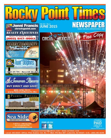 afcfbcdc3f10f Rocky Point Times June 2015 by Rocky Point Services - issuu