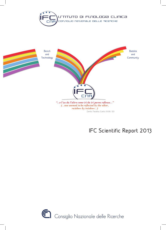 super speciali nuovo aspetto negozio ufficiale Annuario IFC 2013 by IFC CNR - issuu