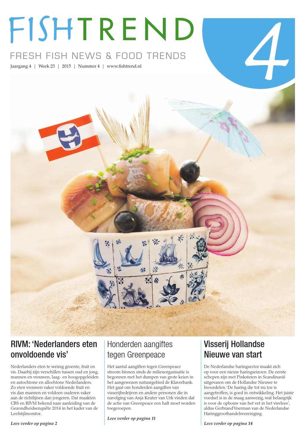 Fish Trend Nr 4 2015 By Fish Trend Issuu