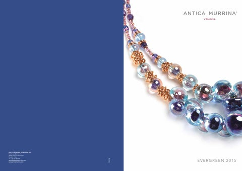 Catalogue 2015 Antica Murrina by Antica Murrina France - issuu