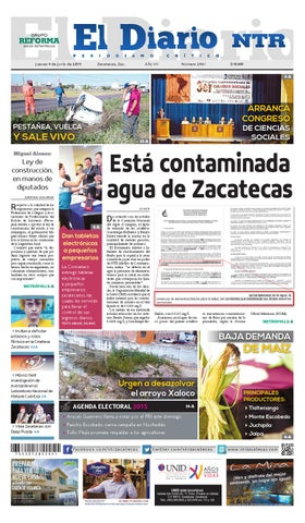 1b6e5b9c0 20150604 by NTR Medios de Comunicación - issuu