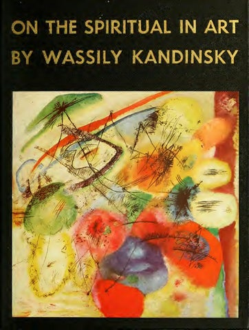 Are We Ready To Memorialize Kandinsky Art Journal