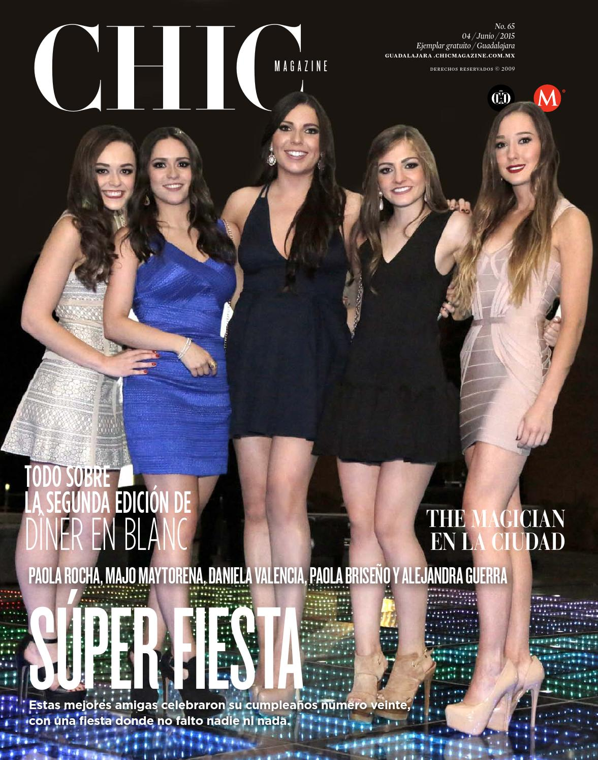 Chic Jalisco By Guadalajara 65 Magazine Issuu No R435LAj