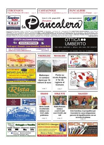 La pancalera giugno 2015 by la Pancalera - issuu b8c5228649a