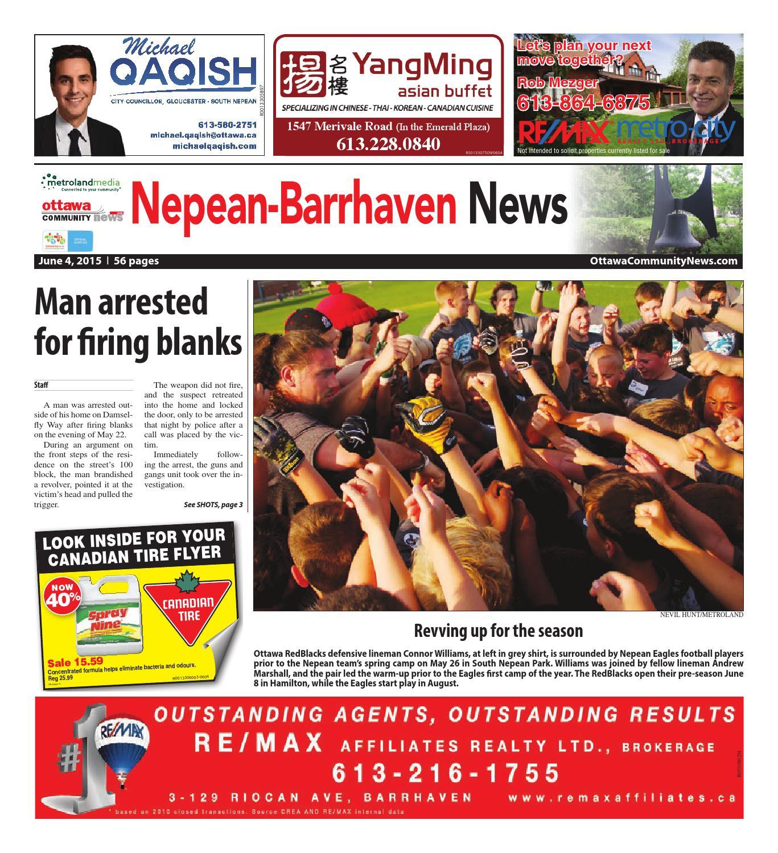 nepean060415 by metroland east nepean barrhaven news issuu8833650 Red Shirts Star Trek #2
