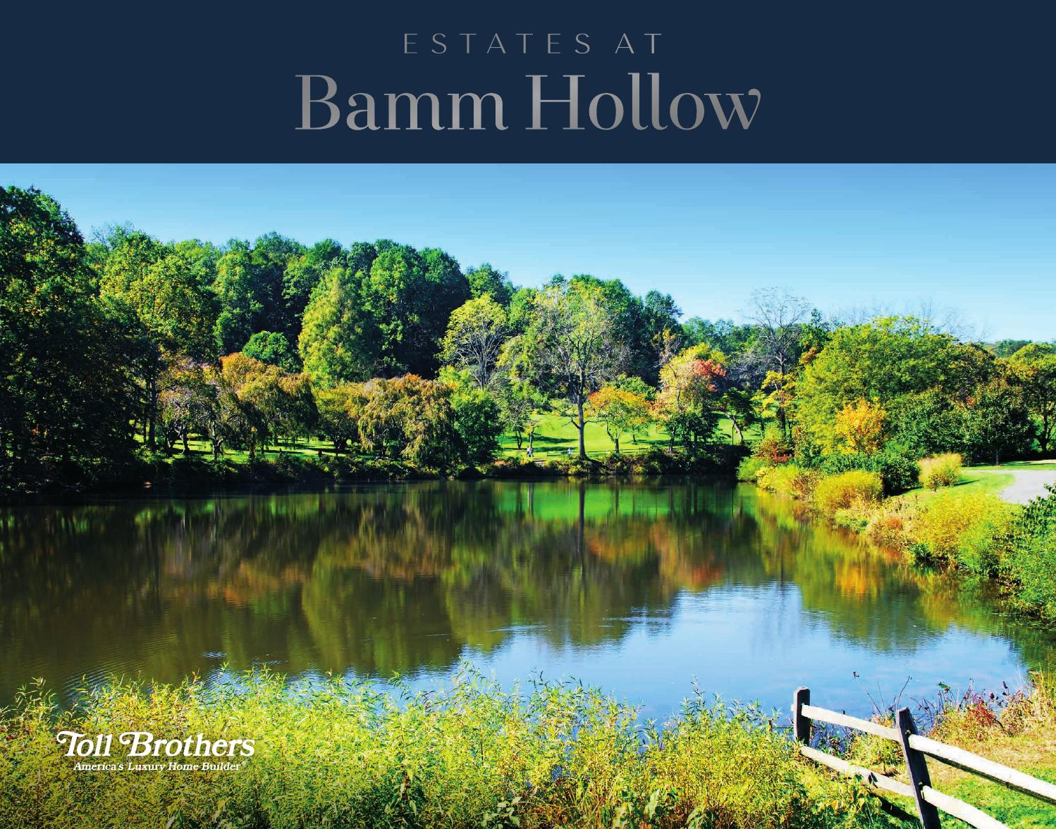. Estates at Bamm Hollow Community Guide by Toll Brothers  Inc    issuu