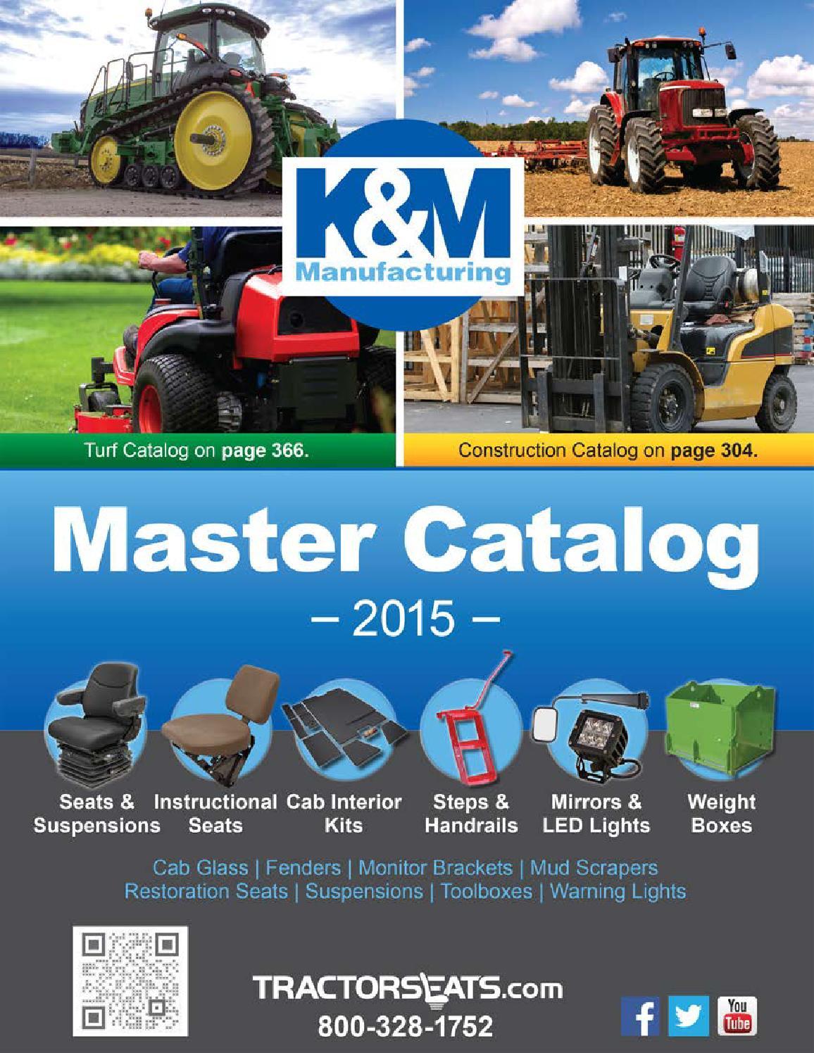 2015 K&M Master Catalog by K&M - issuu