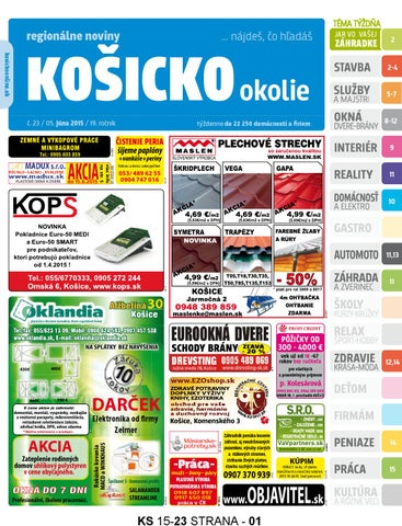 8ac3676bc Ks1523 by REGIONPRESS - Kosicko - issuu