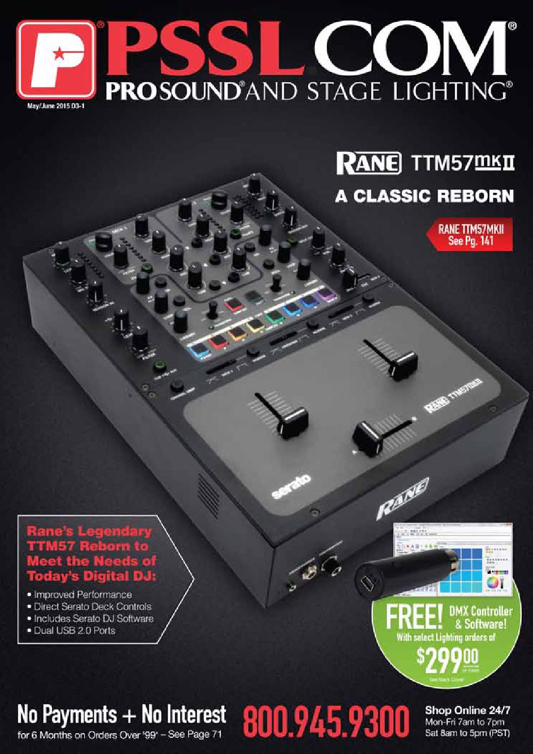 Active Components Led Dj Disco Sound Activated Keypad Dsp Sound Effects Processor Module Electric Music Cue Audio Launchpad 15 Background Built In 100% Original
