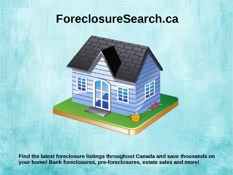 foreclosure edmonton by monty brice - issuu