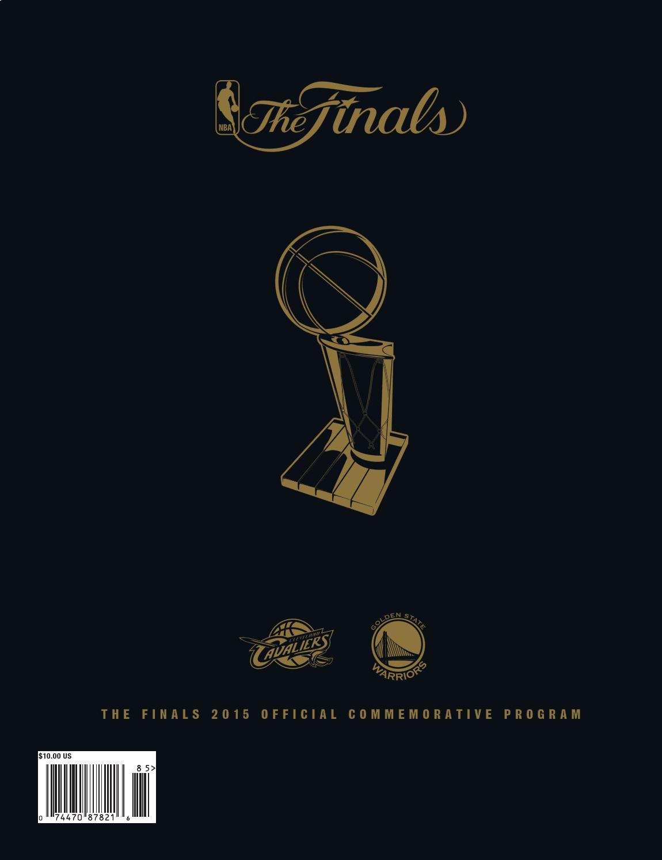 NBA Finals 2015 by HOOP - Issuu