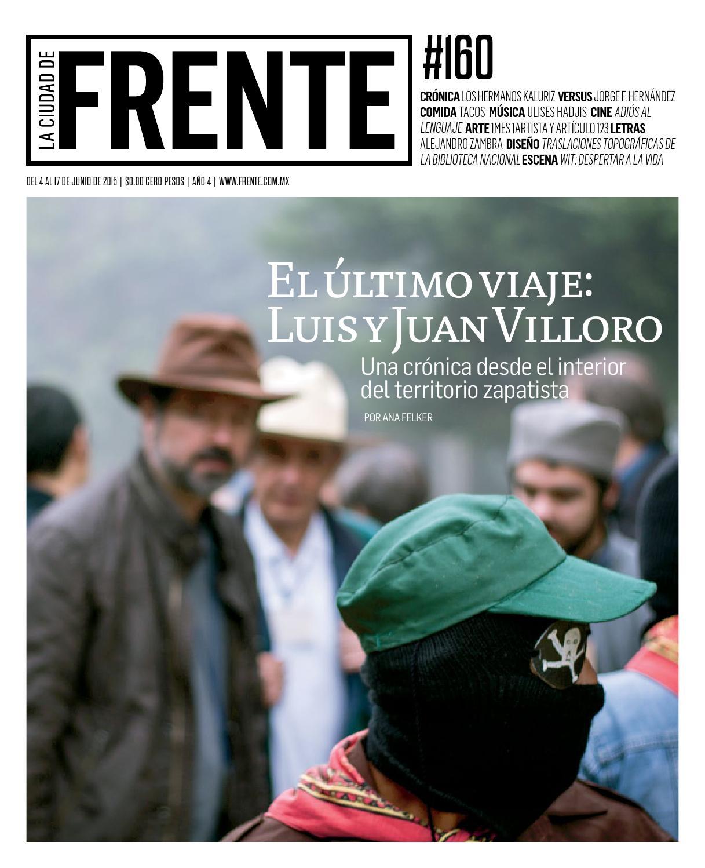 Frente 160 by La semana de Frente - issuu 8ce4c792a71