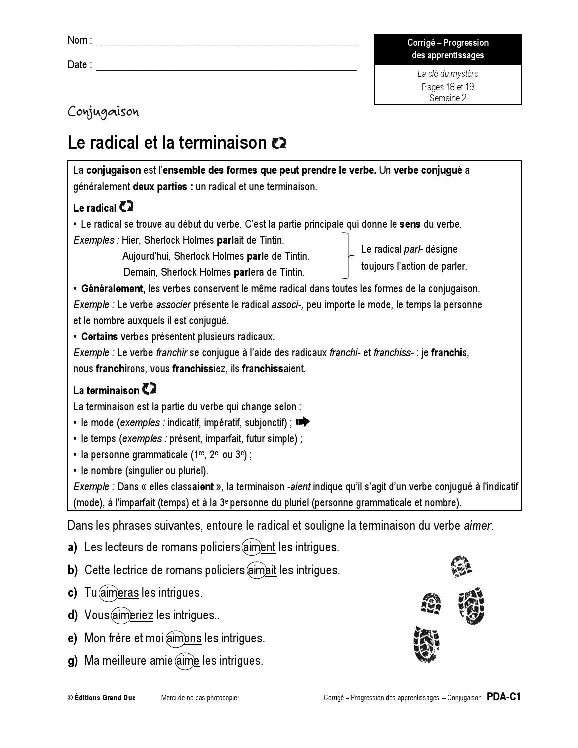 Guide Charivari Extrait 5e Annee By Editions Grand Duc Issuu