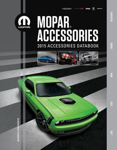 2015 mopar accessories databook by Dodgetruckparts net - issuu