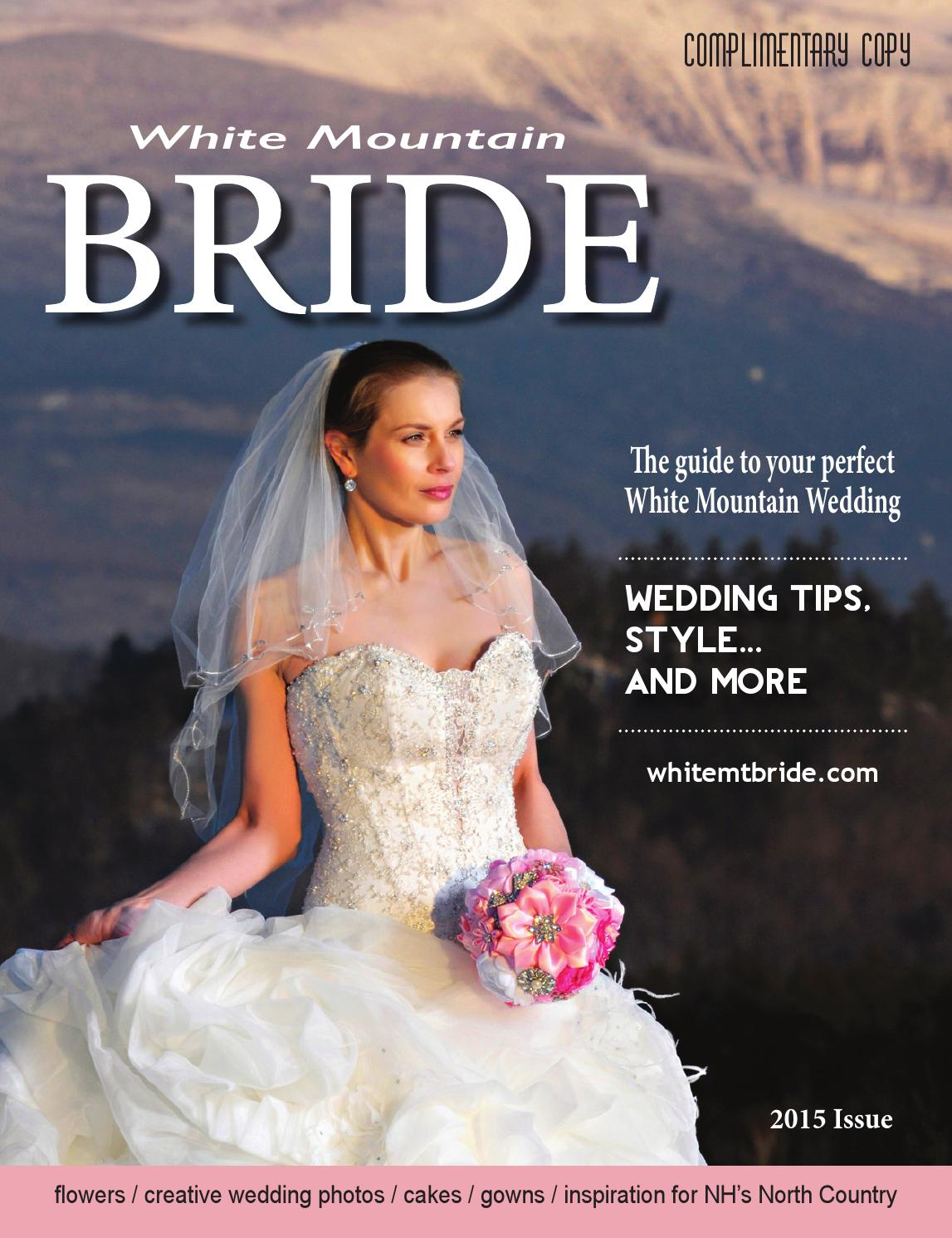 2015 White Mountain Bride by Kathi Hopper - issuu