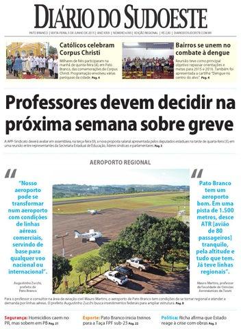 d794184685 Diário do sudoeste 05 de junho de 2015 ed 6395 indd by Diário do ...