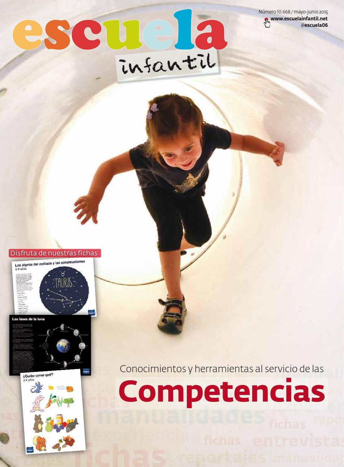 Escuela Infantil Mayo-Junio 2015 by Grupo Siena - issuu e2c936f9087