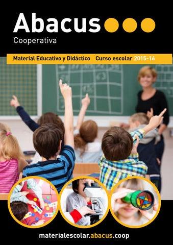 catalogo-educativo-abacus by misfolletos.com misfolletos.com - issuu 0d13fed966587