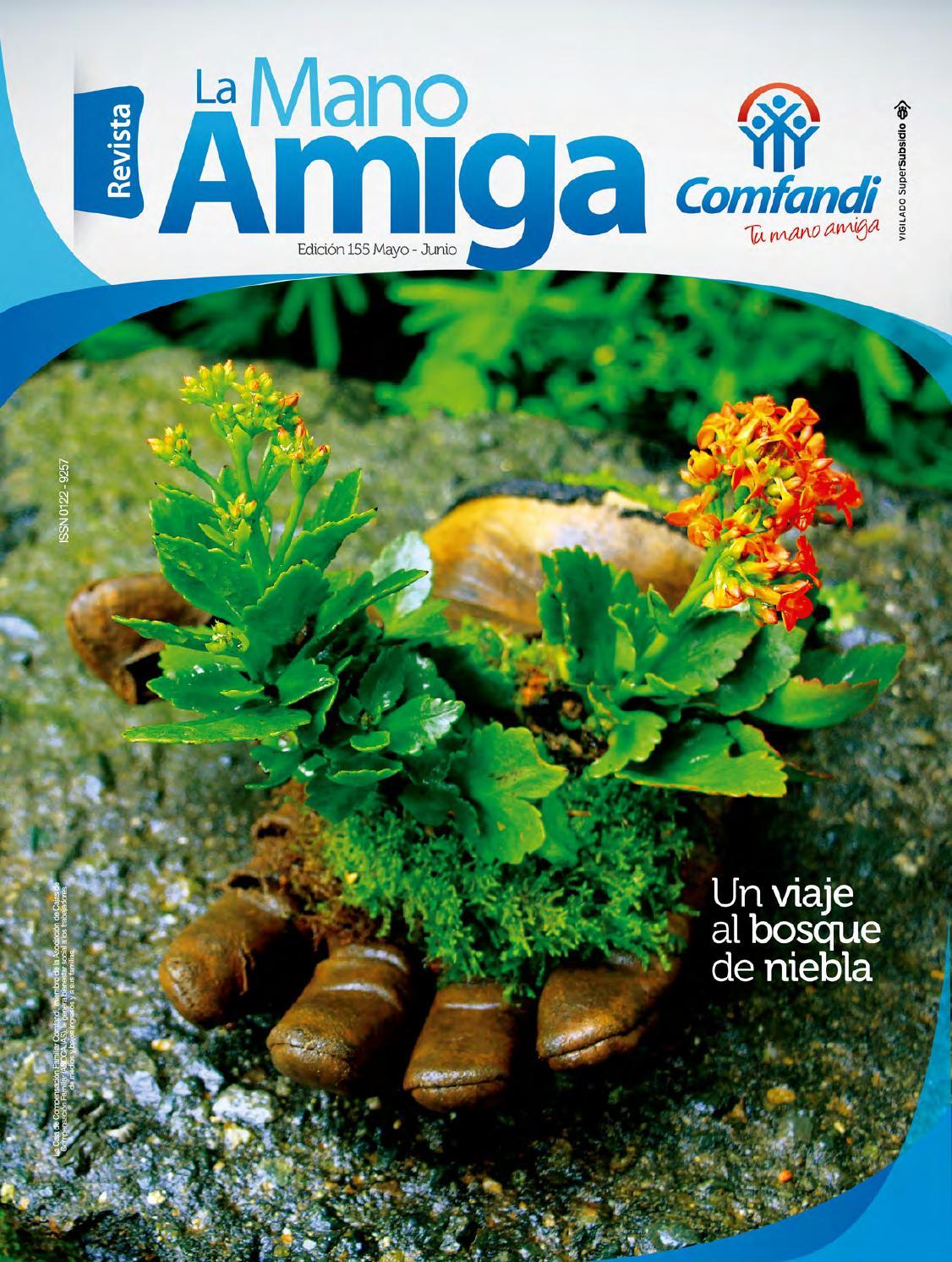 Revista La Mano Amiga Comfandi May Jun 2015 By Comfandi Caja De  # Muebles Lozano Buga