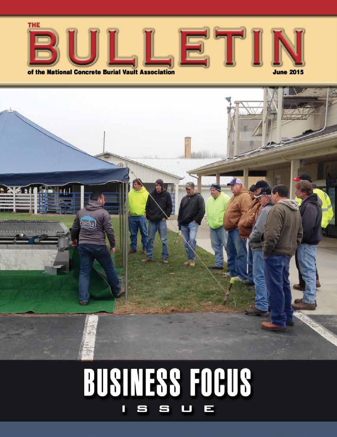 NCBVA Bulletin June 2015 by NCBVA - issuu