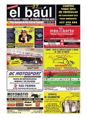 e8a217749e2f Periódico El Baúl Tenerife by Periódico El Baúl