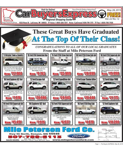 05 28 15 buyers sm by car buyers express gmd media inc issuu page 1 fandeluxe Images