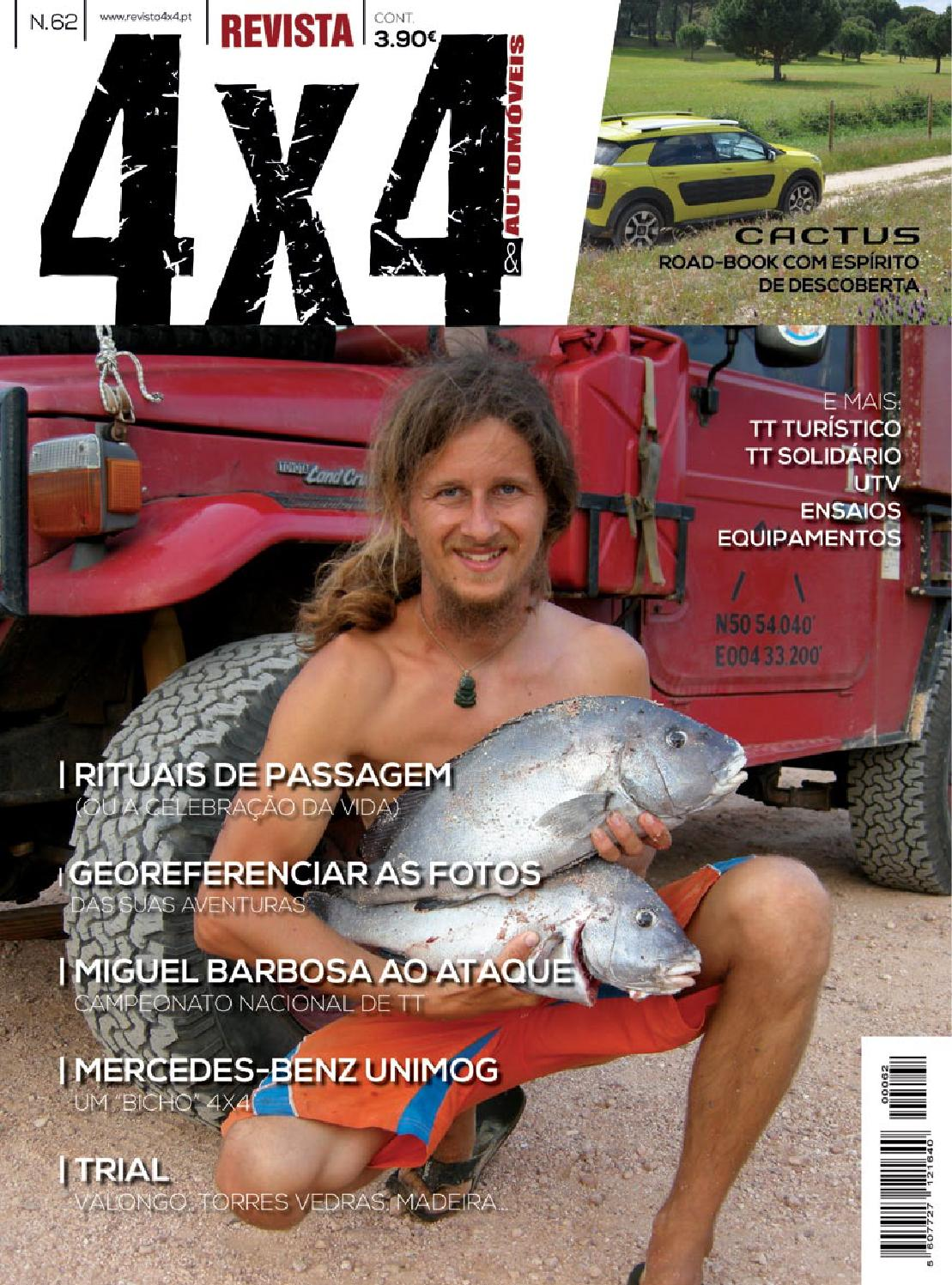 4x4 62 1ssue by Global Expedition - issuu