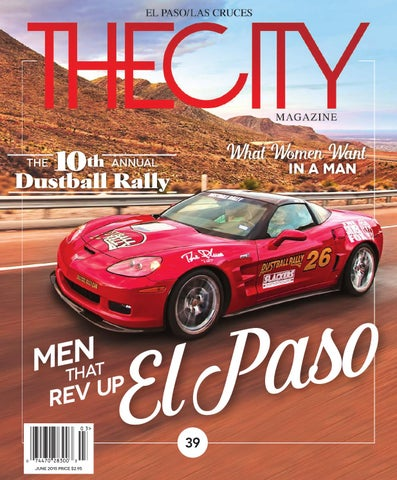 1e8d6ddb07323 TCM June 2015 by The City Magazine El Paso - issuu