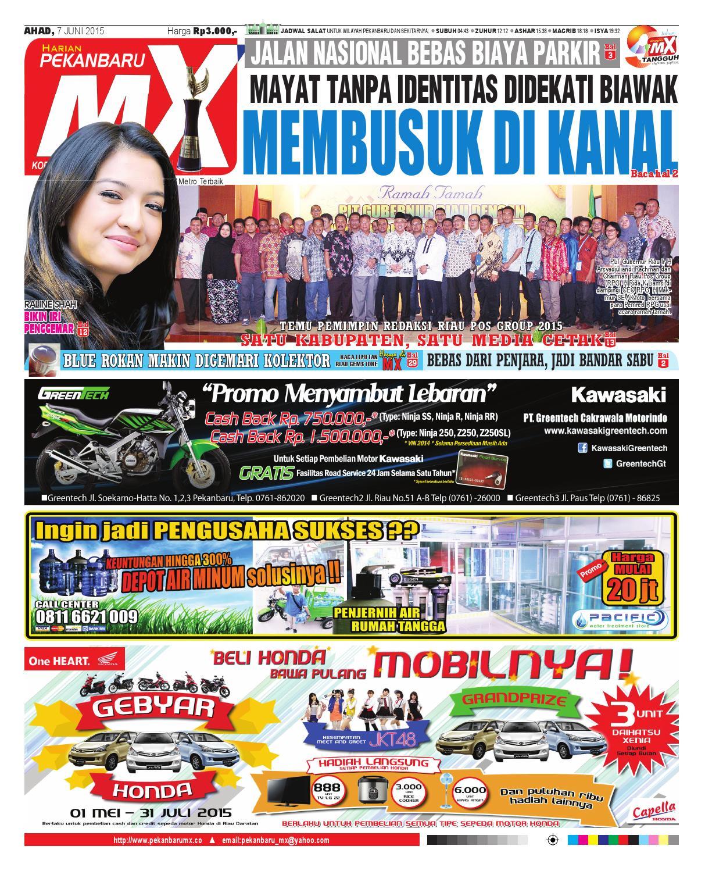7 Juni 2015 By Pekanbarumxco Issuu Krezi Kamis 29 Jam Tangan Usb Mancis Keren