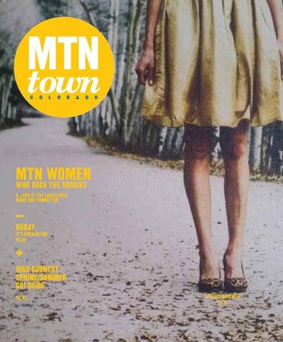 e66c41750 MTN Town Magazine - Colorado Spring Summer 2015 by Mountain Town ...