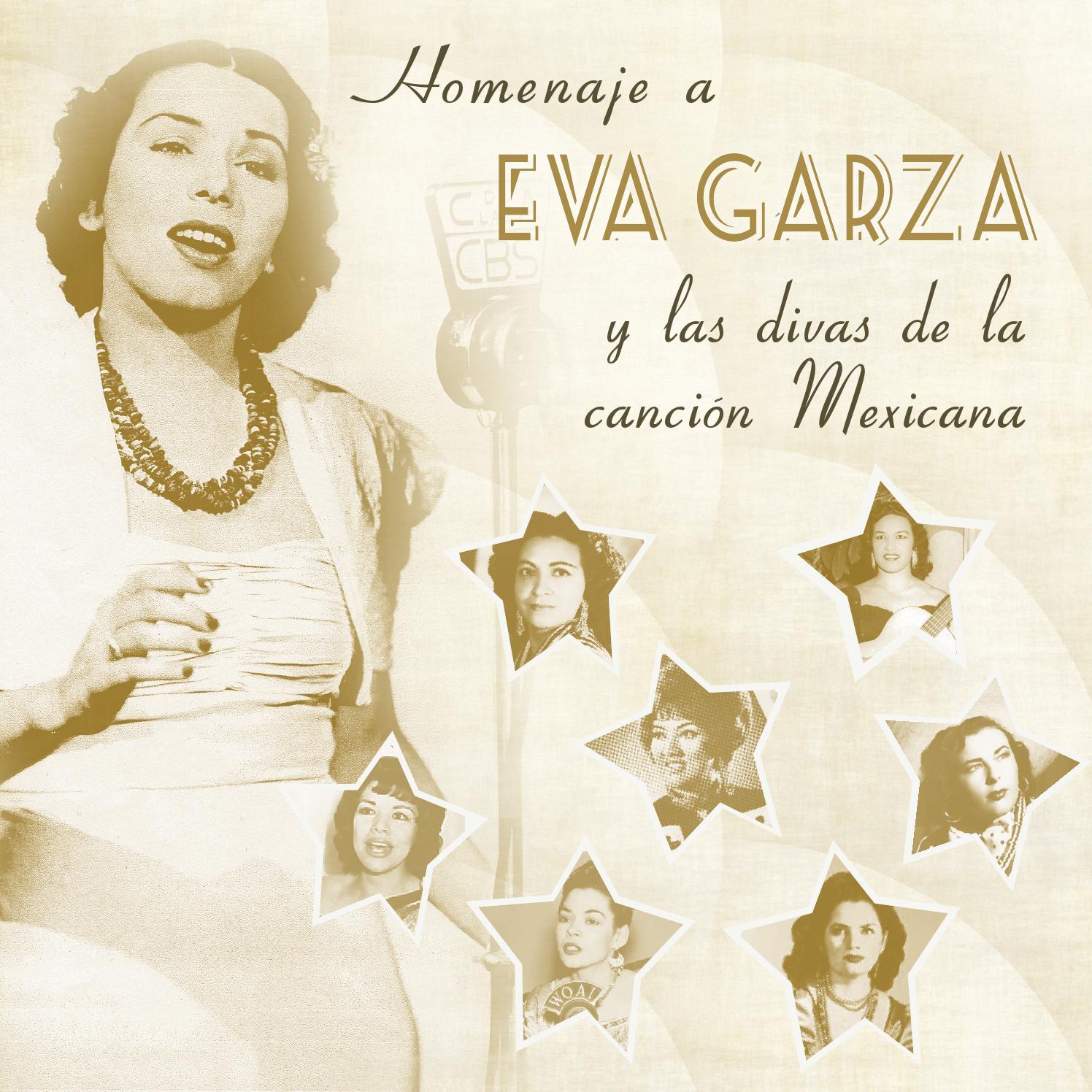 Eva Garza Y Las Divas De La Canci 243 N Mexicana By Esperanza