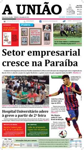Jornal A União - 06 06 2015 by Jornal A União - issuu 3c3994fdb643d