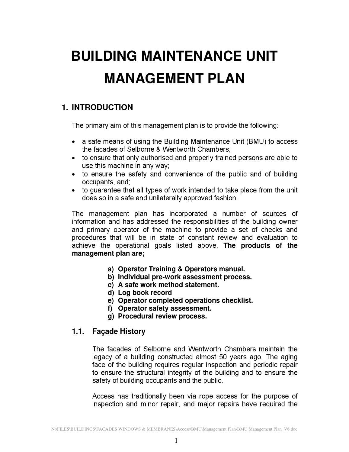 building operation and maintenance manual basic instruction manual u2022 rh ryanshtuff co building services operation and maintenance manual building operation and maintenance manual pdf