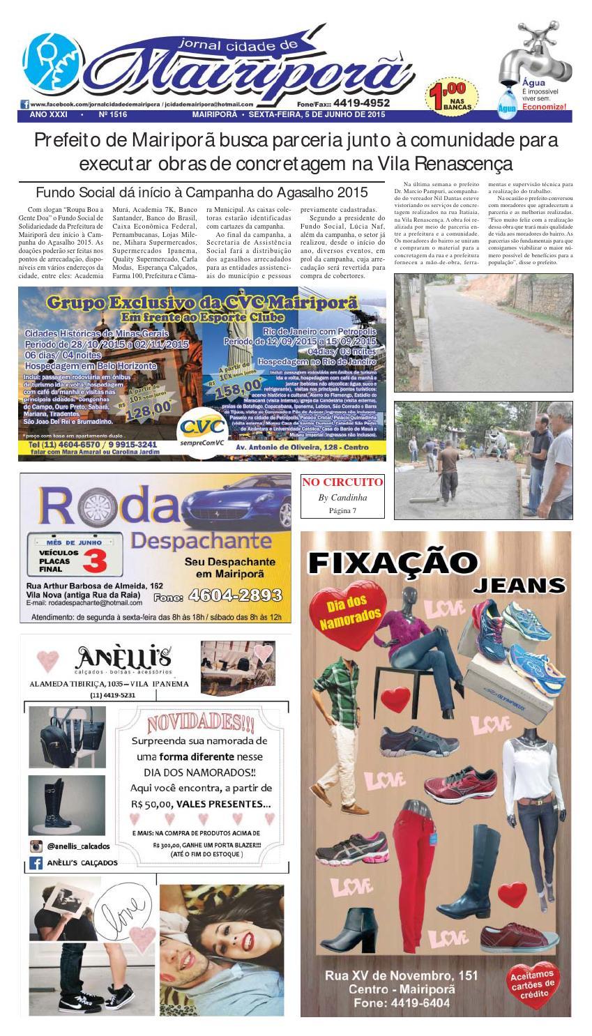 2ee304c2ff Ediçao1516 5615 by Marcelo Dos Santos - issuu