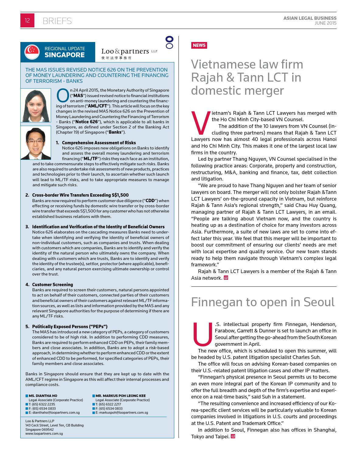 Asian Legal Business June 2015 by Asian Legal Business - issuu