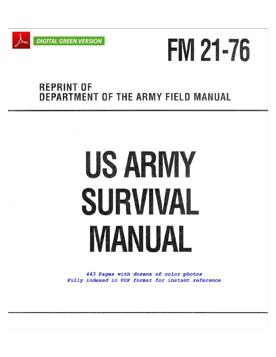 Wilderness survival fm 2176 by C-Media Group - issuu