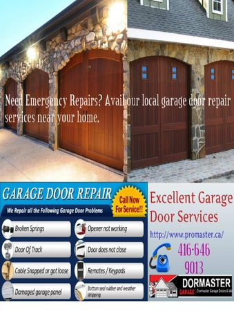 Garage Door Insulation And Know About Automatic Garage Doors By