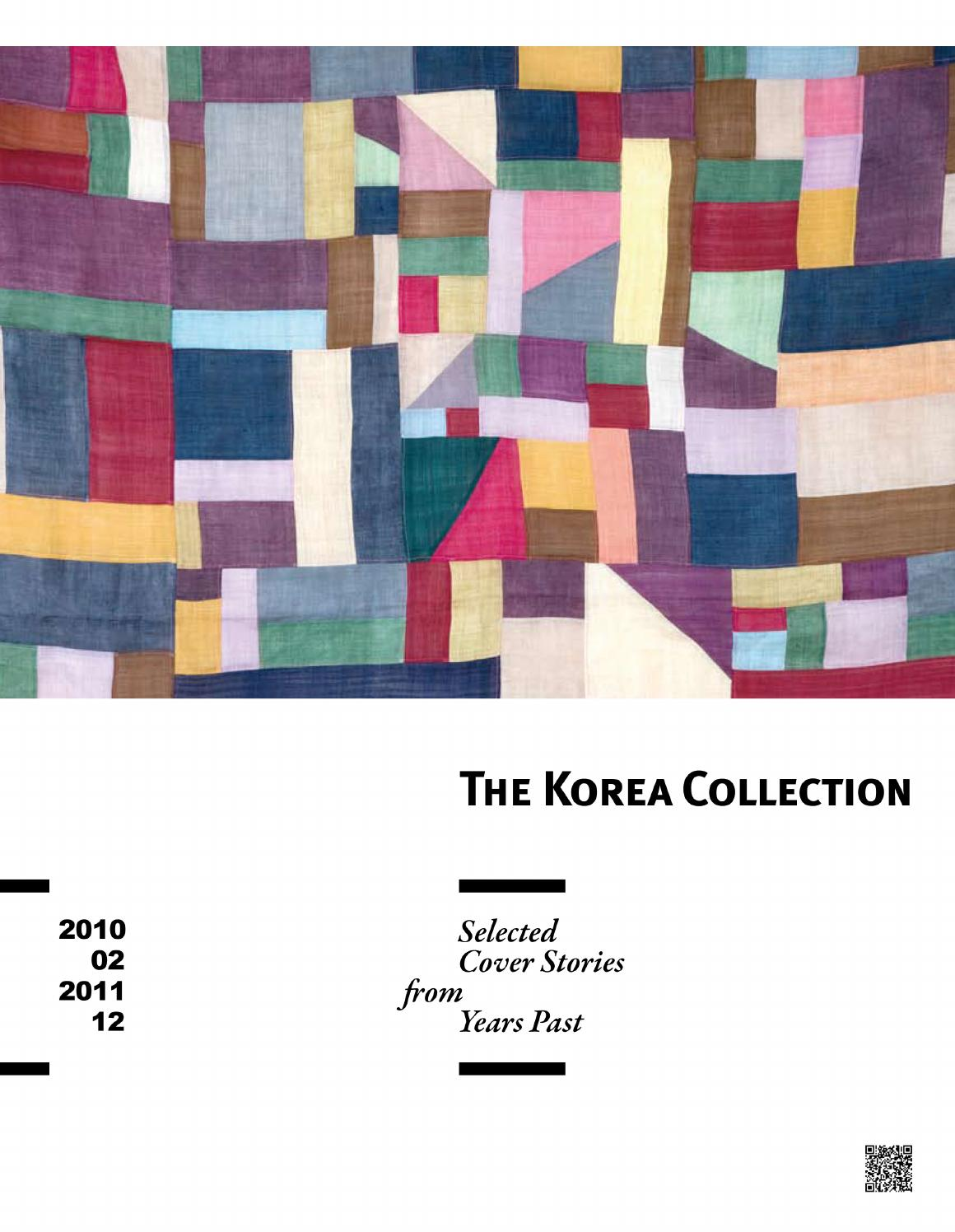 201203 the korea collection by KOCIS issuu